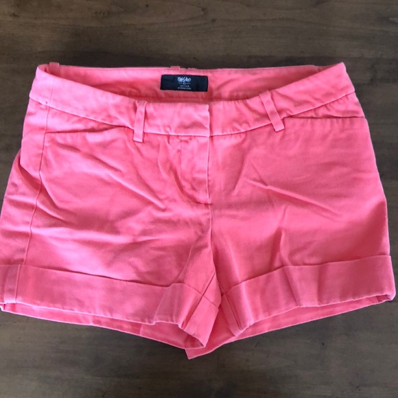 2ace61ee7a Mossimo Supply Co. Shorts | Mossimo Size 2 Coral Women | Poshmark